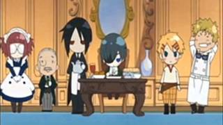Repeat youtube video Black Butler- I'm Alive- Becca
