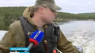 В Мурманской области за прошедший месяц возбуждено 12 уголовных дел за браконьерство(Заполярные инспекторы рыбнадзора проверяют водоёмы региона в усиленном режиме. Сейчас в Мурманской област..., 2015-08-05T07:38:13.000Z)