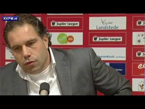 FC Zwolle – Helmond Sport; persconferentie © 2012 kvpm.nl