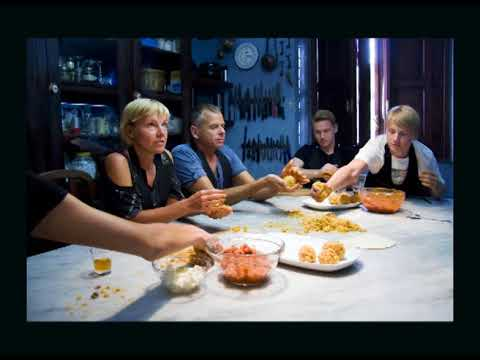 Cooking Class: Helene family from Sweden