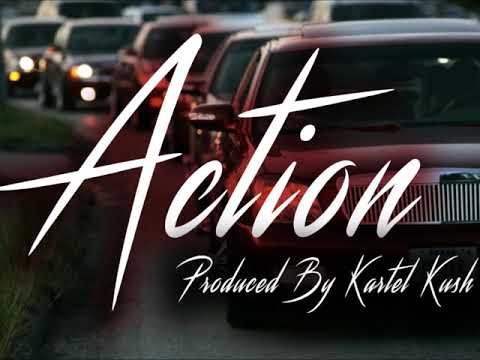 Action (Prod. By Kartel Kush) Texas x Trill x Wavy Type Beat