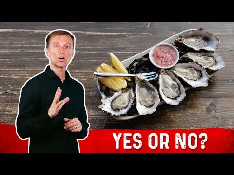 Is it Safe to Eat Shellfish With Heavy Metals?