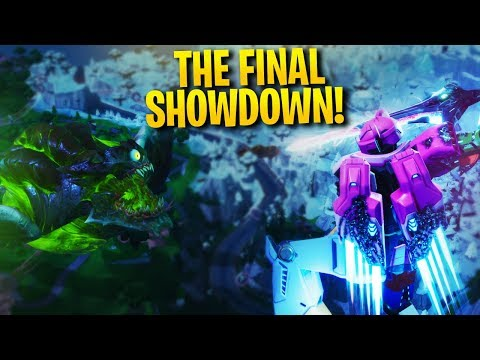 The Final Showdown! Fortnite Live Event!