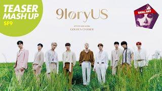 [K-POP TEASER MIX] SF9 - SUMMER BREEZE(9loryUS) ALBUM | 에스에프…