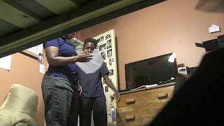 Mom pranks kid again. This time with grades