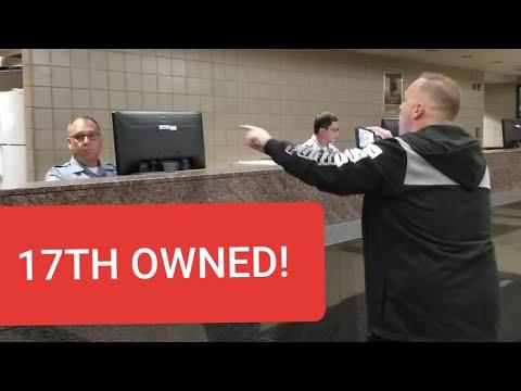 EVERY COP OWNED! AUDITORS REVENGE! 1ST AMENDMENT AUDIT FAIL!