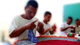 ブラジル最大都市サン・パウロのアドリアーノ・マレイ刑務所は服役囚全...