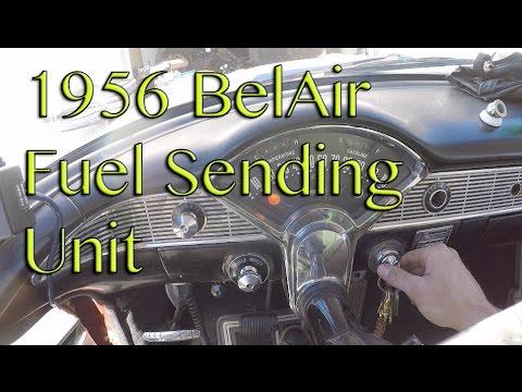 56 bell air wiring diagram 1956 belair fuel sending unit s08e05 youtube  1956 belair fuel sending unit s08e05