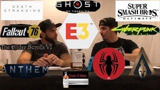 Reviews & Whiskey Ep 3 E3 News