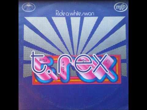 T.REX - RIDE A WHITE SWAN (Full Album)