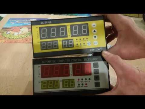 видео: Терморегулятор lilytech zl-7918А. Инструкция.the thermostat lilytech zl-7918a.