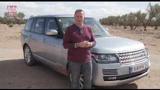 New Range Rover review - Auto Express