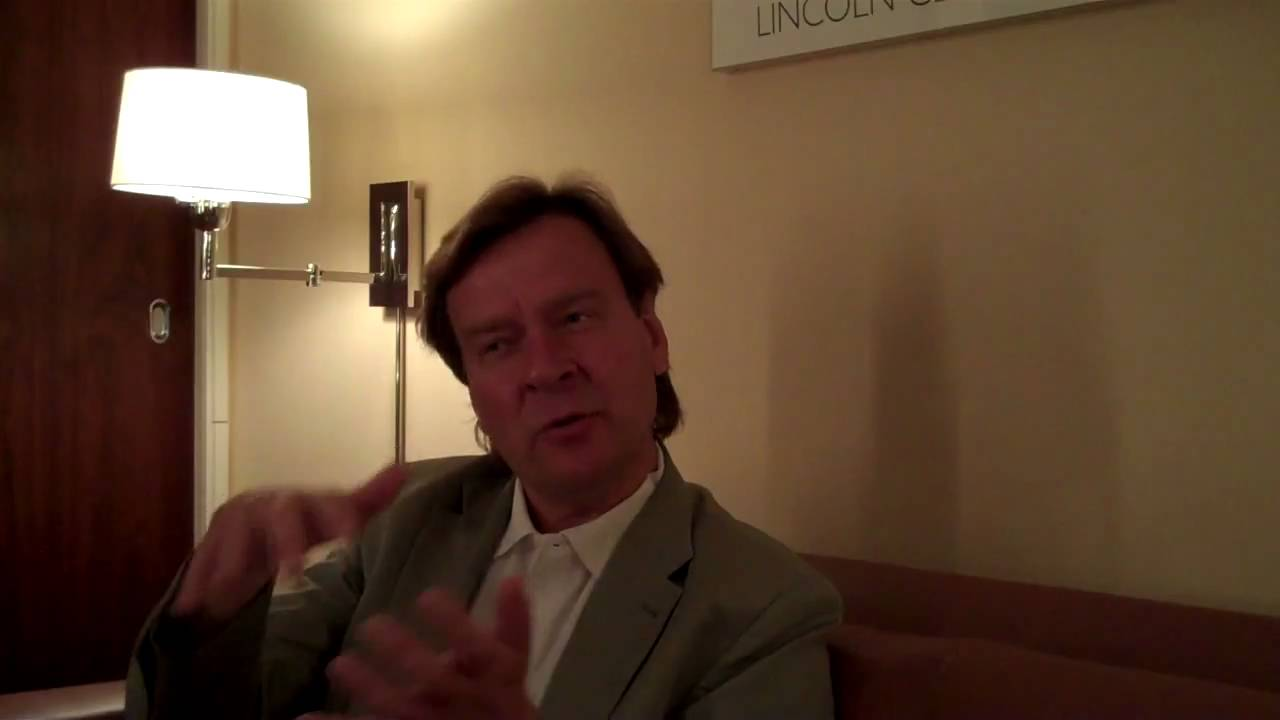 "2009-10 Season Finale flipCam Video #4: Magnus Lindberg on his latest work, ""Al largo"""
