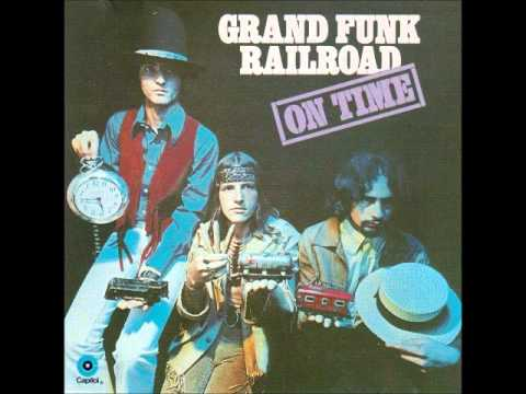 Grand Funk Railroad-Cant be Too Long