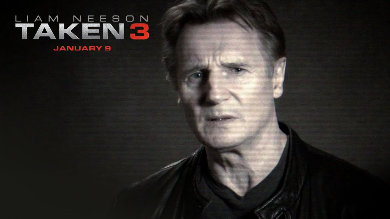 "TAKEN 3 |  LinkedIn ""Particular Set of Skills"" Contest Announcement 