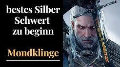 Witcher 3 - Location für das beste Silberschwert, für den Anfang, die Mondklinge (Relik)