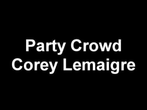 Party Crowd - Corey Lemaigre