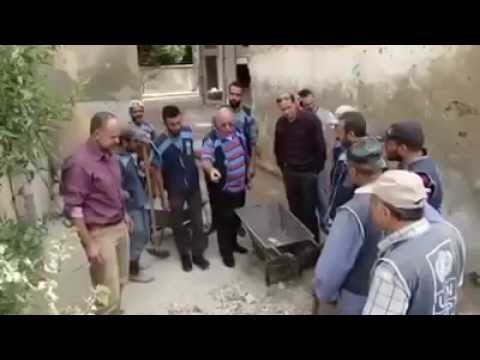 United Nations Syria - Compact Crushers for the Syrian post-conflict areas