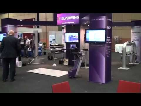 WCNDT12, Durban - Silverwing trade stand