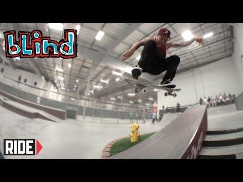 Blind Skateboards Back to Back '14 California Tour Ep 1