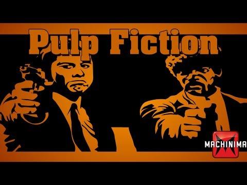 Pulp Fiction (GTA 5 Movie) Machinima