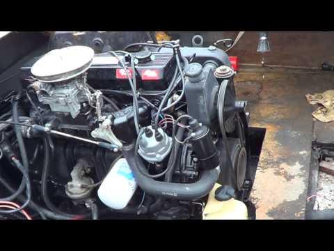 mercruiser 170 engine ser.a5669942 (1986 model) - youtube 1986 mercruiser 4 3 engine wiring