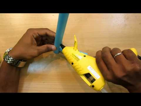 How to Make a Simple Paper Gun - GTa Weapon