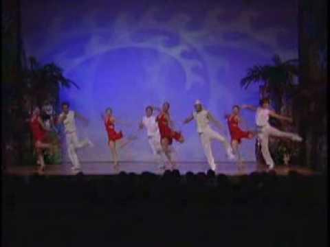 Salsa de Nelson Diaz - Arrepentido coreografia