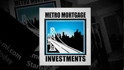 Private Hard Money Lending - Metro Mortgage Investments