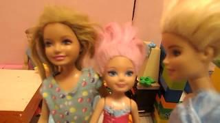 Барби новая серия. День рождение барби Даши. Видео для девочки