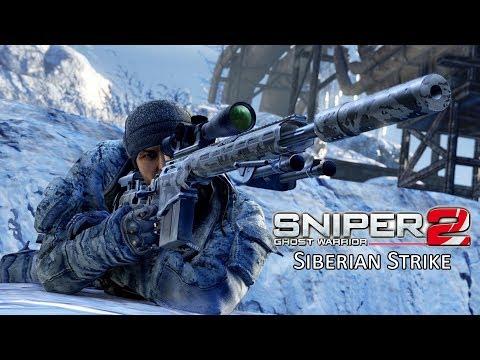 Sniper Ghost Warrior 2 - Siberian Strike DLC - Gameplay  