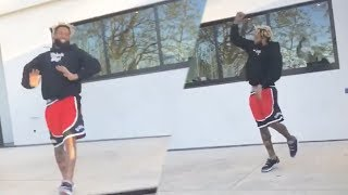 Odell Beckham Jr Sends Message To HATERS With HILARIOUS DANCE Moves