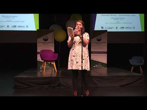 Ordinary People: Exceptional Lives – Hillingdon Literary Festival 2017