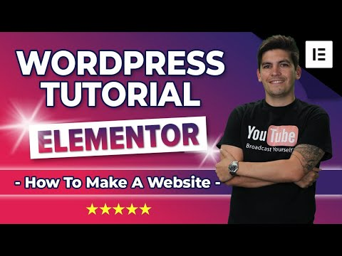 How To Make A Wordpress Website For FREE 2019 | Elementor Tutorial✅[1,800 FREE TEMPLATES]🔥