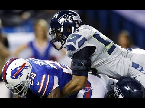 Bills vs Seahawks 2016