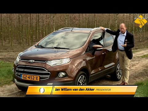 nieuwe new ford rij impressie road test ford ecosport 2016 2017 2018 youtube. Black Bedroom Furniture Sets. Home Design Ideas
