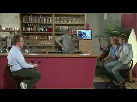 Le café de la Marine N°17 reçoit Vincent Garos et Pierre Leboucher