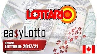 Lottario Winning Numbers May