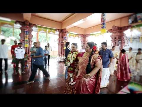 Indran & Geetha | Malaysia Indian Wedding Cinematic Video