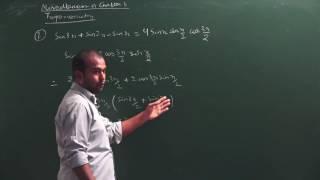 Baixar NCERT Class 11 Maths | Ch 3 Trigonometry Miscellaneous Exercise hints & solution