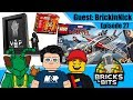 LEGO Star Wars Black VIP SUCKS! 2019 Brickheadz + Captain Marvel & Twitch Tips! - Bricks & Bits #27