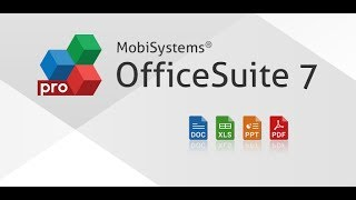 Обзор Office Suite 7 Pro для Android