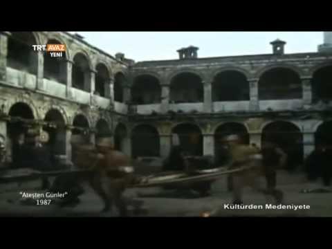 Halide Edib Adıvar - Ateşten Gömlek - Kültürden Medeniyete - TRT Avaz