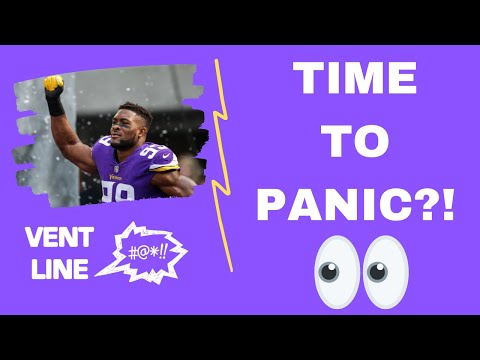 Should Minnesota Vikings be CONCERNED with Danielle Hunter? – VENT Line