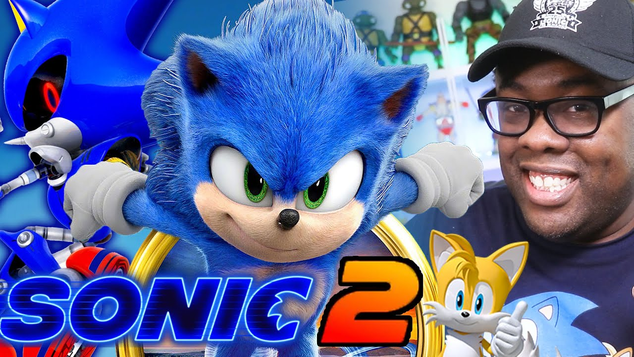 Sonic The Hedgehog 2 Movie 2022 7 Things I Want In The Sequel Youtube