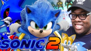 Sonic the Hedgehog 2 Movie 2022! | 7 Things I Want in the Sequel