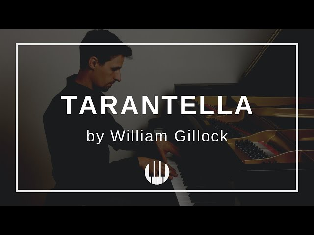 Tarantella by William Gillock