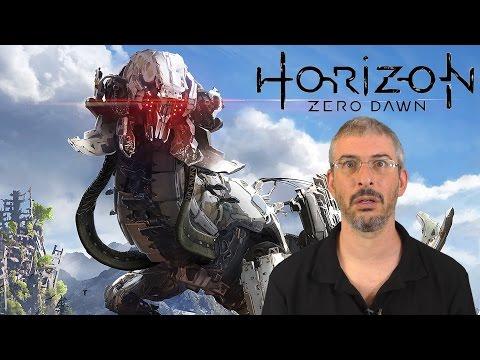 בואו נשחק - Horizon Zero Dawn - יוצאים לחפש צרות