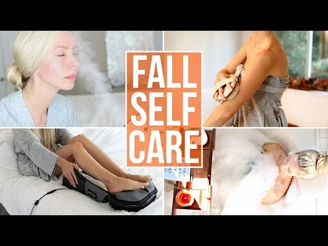 My Fall Self Care Routine