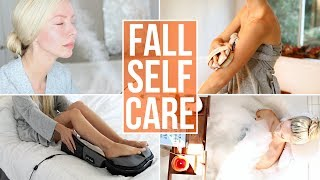 my-fall-self-care-routine